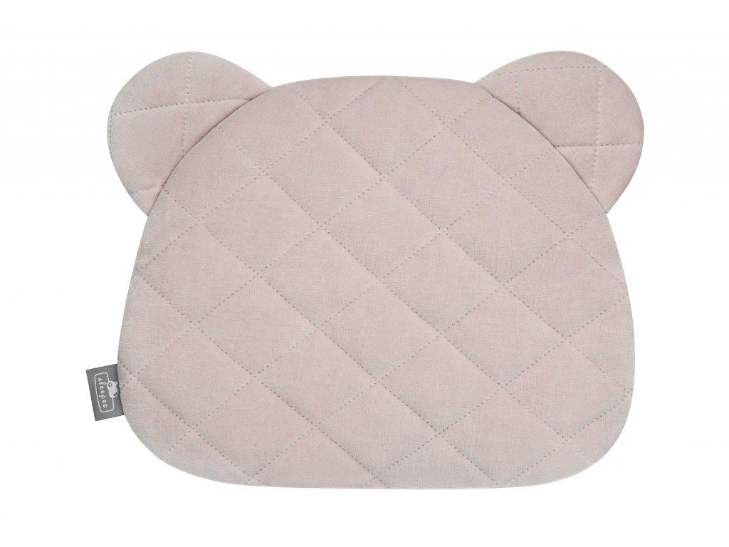 Polštář Sleepee Royal Baby Teddy Bear Pillow růžová 2
