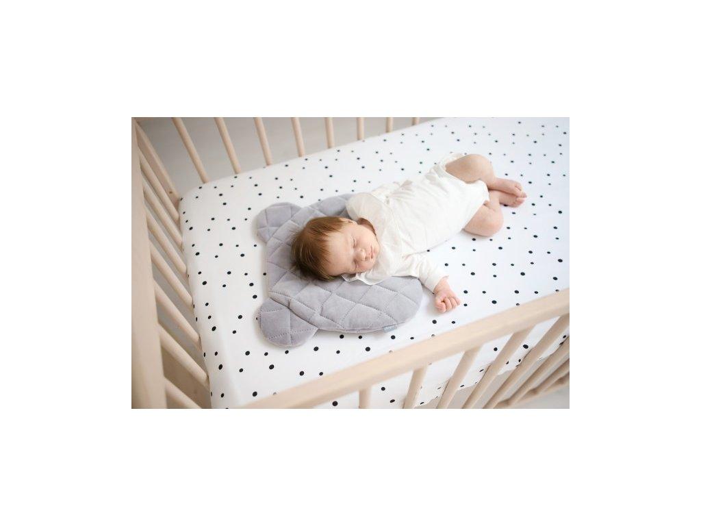 Polštář Sleepee Royal Baby Teddy Bear Pillow modrá 2