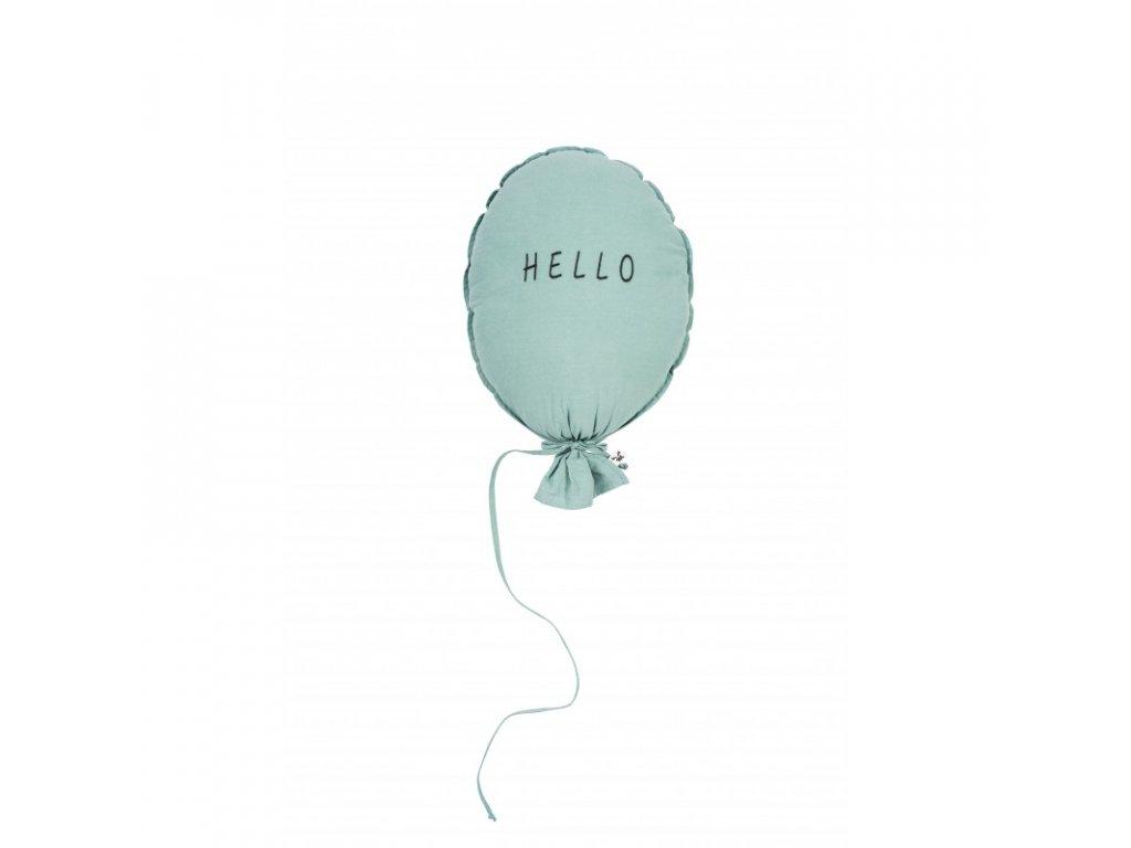 Vankúšik Malomi Balloon Old green