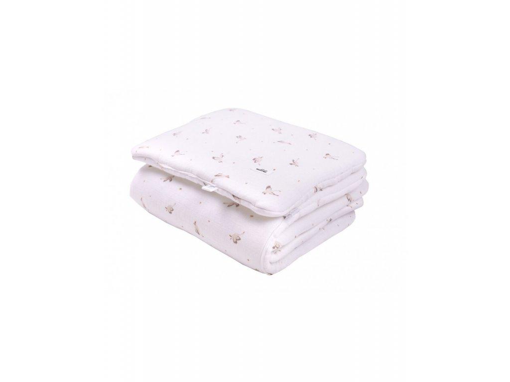 postelna bielizen s vyplnou tetra bamboo goose