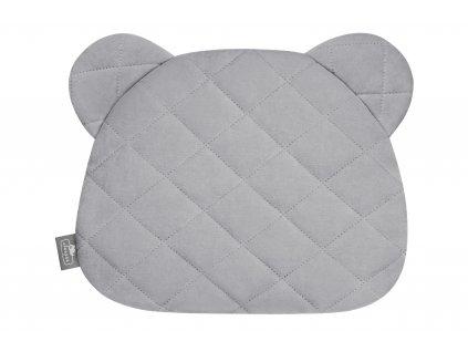Polštář Sleepee Royal Baby Teddy Bear Pillow šedá 2