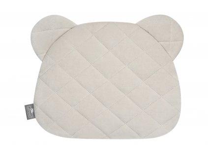 Polštář Sleepee Royal Baby Teddy Bear Pillow písková 2