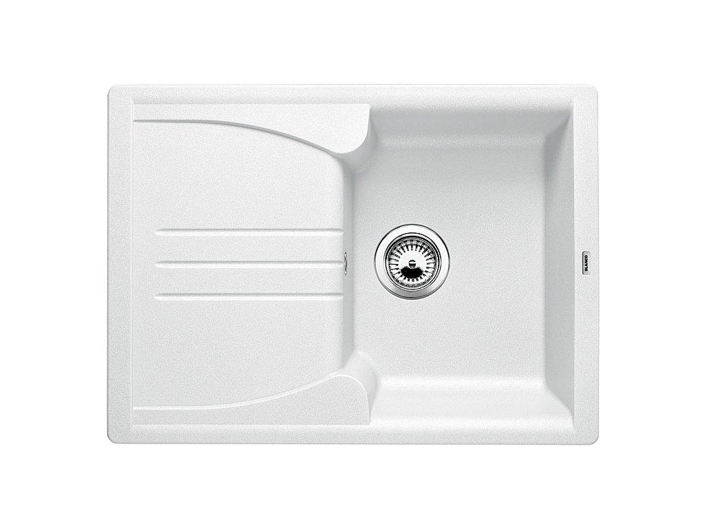 Blanco ENOS 40 S Silgranit bílá oboustranné provedení