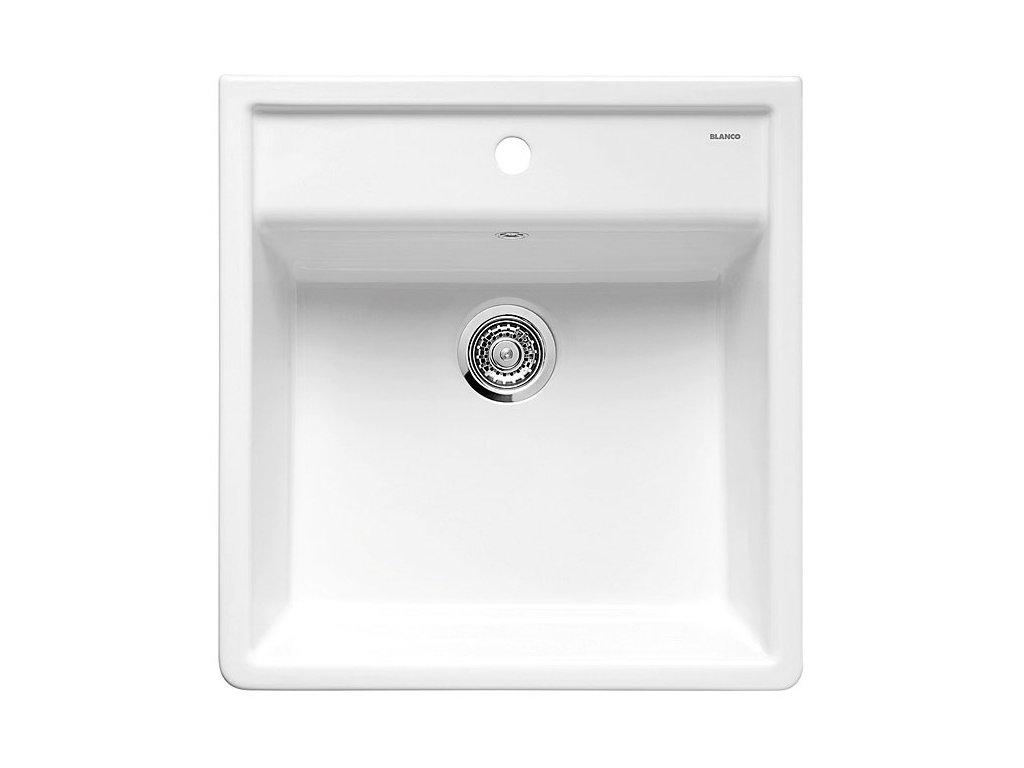 Blanco PANOR 60 Keramika zářivě bílá jeden otvor