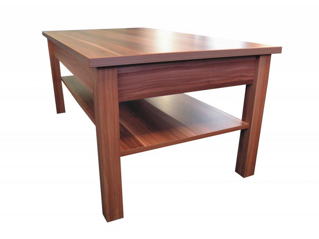 Konferenční stolek Samir R9 švestka