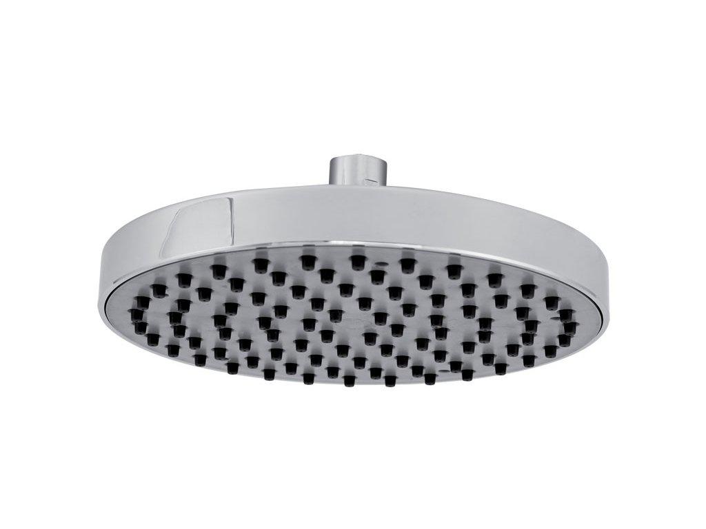 Pevná sprcha průměr 200 mm chrom