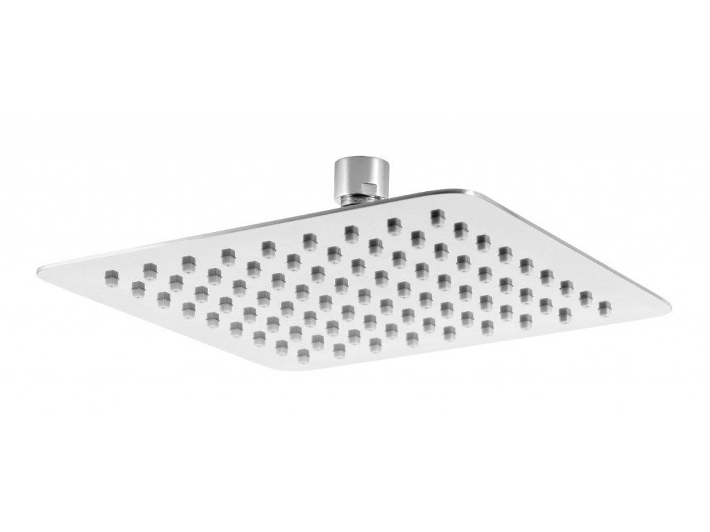 Pevná sprcha 200 x 200 mm, nerez
