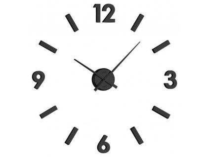Nalepovací nástěnné hodiny JVD HB11.2