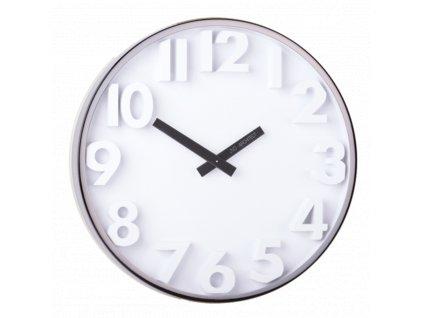 Designové kovové hodiny JVD -Architect- HC03.2