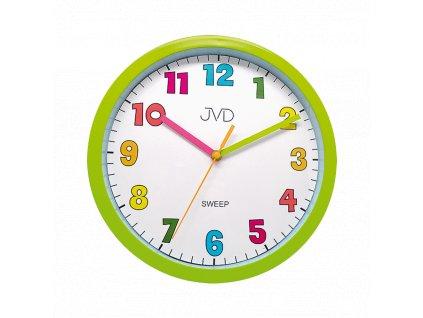 Nástěnné hodiny JVD sweep HA46.4