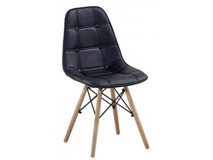 Jídelní židle Arizona černá