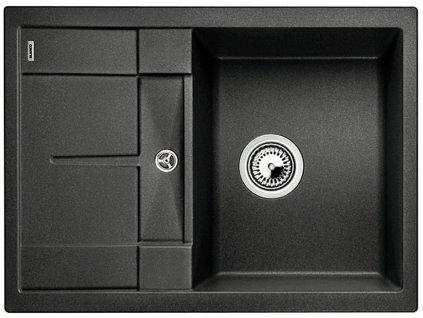 Blanco METRA 45 S Compact Silgranit antracit oboustranné provedení