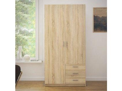 Skříň Pegi 060 oak