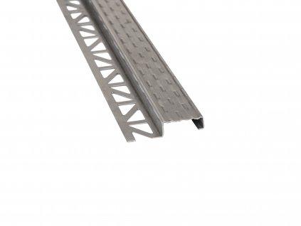 Nerez profil step 11mm 250cm