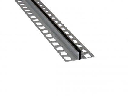 CJL dilatace ALU H10 250cm černá