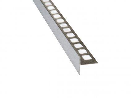 Spádová lišta profil-t, jednodílná, 11mm 150cm pravá