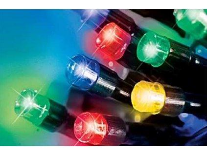 LED osvětlení venkovní/vnitřní multicolor - 20 m
