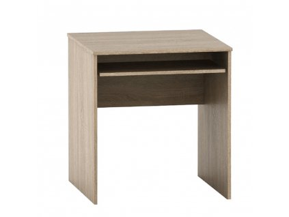 Psací stůl s výsuvem, dub sonoma, TEMPO ASISTENT NEW 023