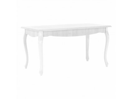 Jídelní stůl DA19, sosna bílá, VILAR