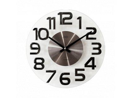 Nástěnné designové hodiny JVD HT098.2