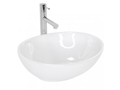 REA - Umyvadlo na desku Avila 33,5x40