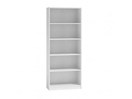 Knihovna, bílá, R60