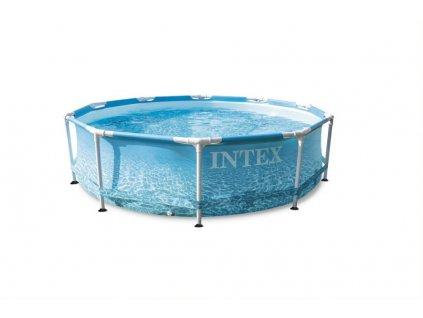 Bazén Florida 3,05x0,76 m BEACHSIDE bez přísl. - Intex 28206NP