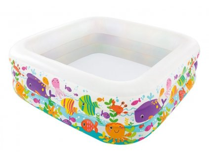 Bazén nafukovací Aquarium - 57471