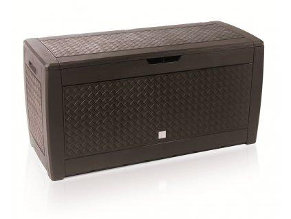 Zahradní box BOXE MATUBA umbra 119cm - 310L