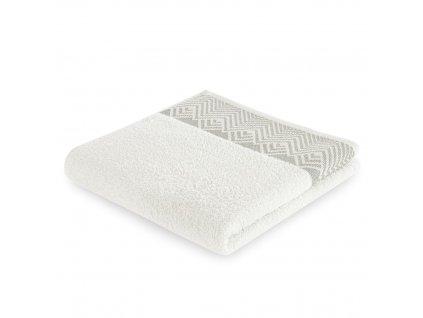 Ručník Aledo bílá 30x50 cm