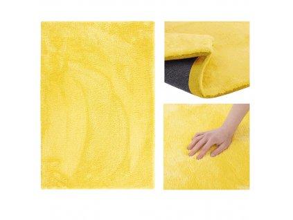 Koberec Morko žlutá, 50x80