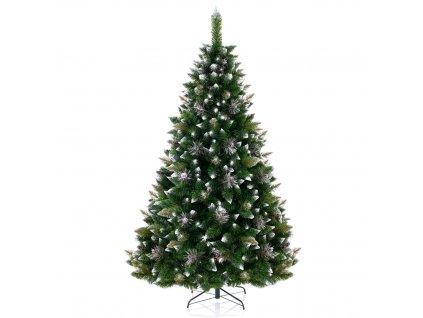 Umělý vánoční stromek borovice Lemmy 180cm