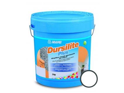 Interiérová barva Mapei Dursilite Plus 5 kg bílá DURSILITEPLUS5