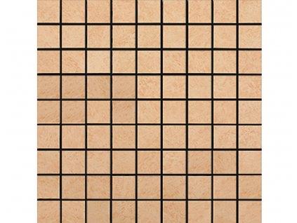 Mozaika Calisto, 30x30 cm, oranžová, mat