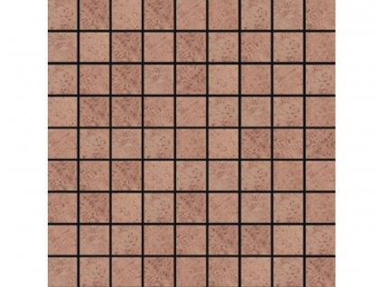 Mozaika Calisto, 30x30 cm, hnědá, mat