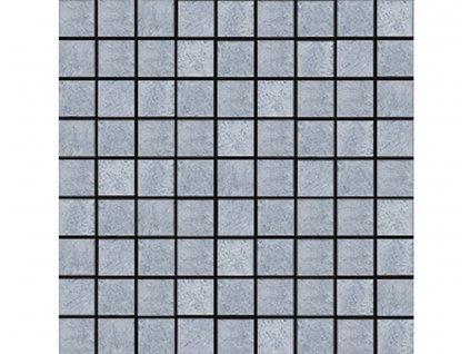 Mozaika Calisto, 30x30 cm, modrá, mat