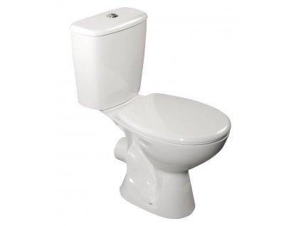 JUAN WC kombi mísa s nádržkou vč. splachovací soupravy, zadní odpad