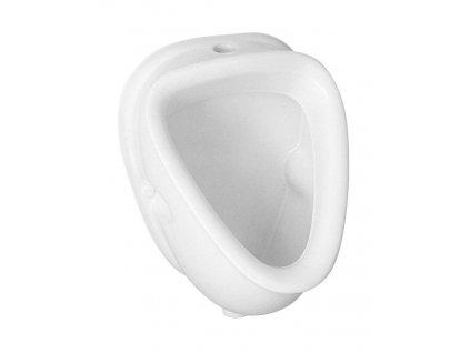Urinál s horním přívodem vody, 31x45 cm