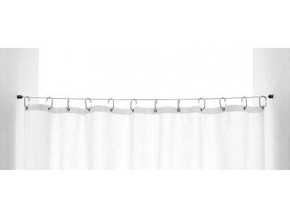 Ocelové lanko pro sprchový závěs, max.200cm