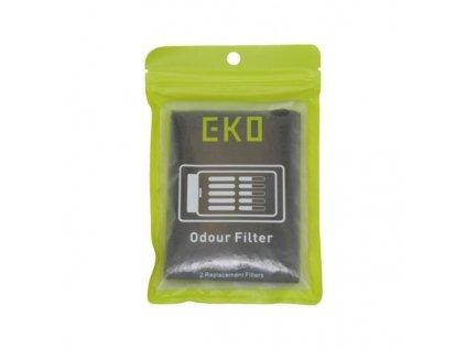 Karbonový pachový filtr pro odpadkový koš DR205