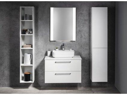 DURANGO zrcadlo s LED osvětlením 600x800mm, bezdotykový senzor