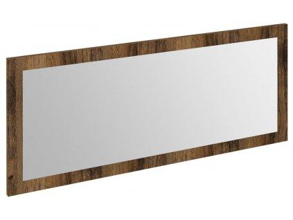 TREOS  zrcadlo v rámu 1100x500x28mm, dub Collingwood