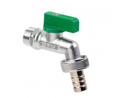 ARCO zahradní ventil Nano1/2'x1/2' D15, anticalc