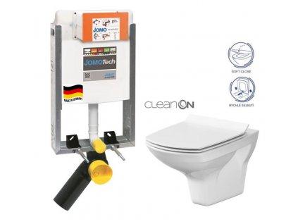 JOMO modul pro zazdění bez sedátka + WC CERSANIT CLEANON CARINA + SEDÁTKO 164-14600479-00 CA3