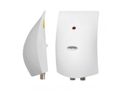 Průtokový ohřívač elektrický, nízkotlaký Průtokový ohřívač vody 3,5 kW, nízkotlaký