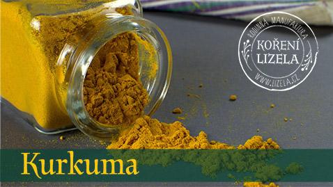 Kurkuma: Zdravé koření