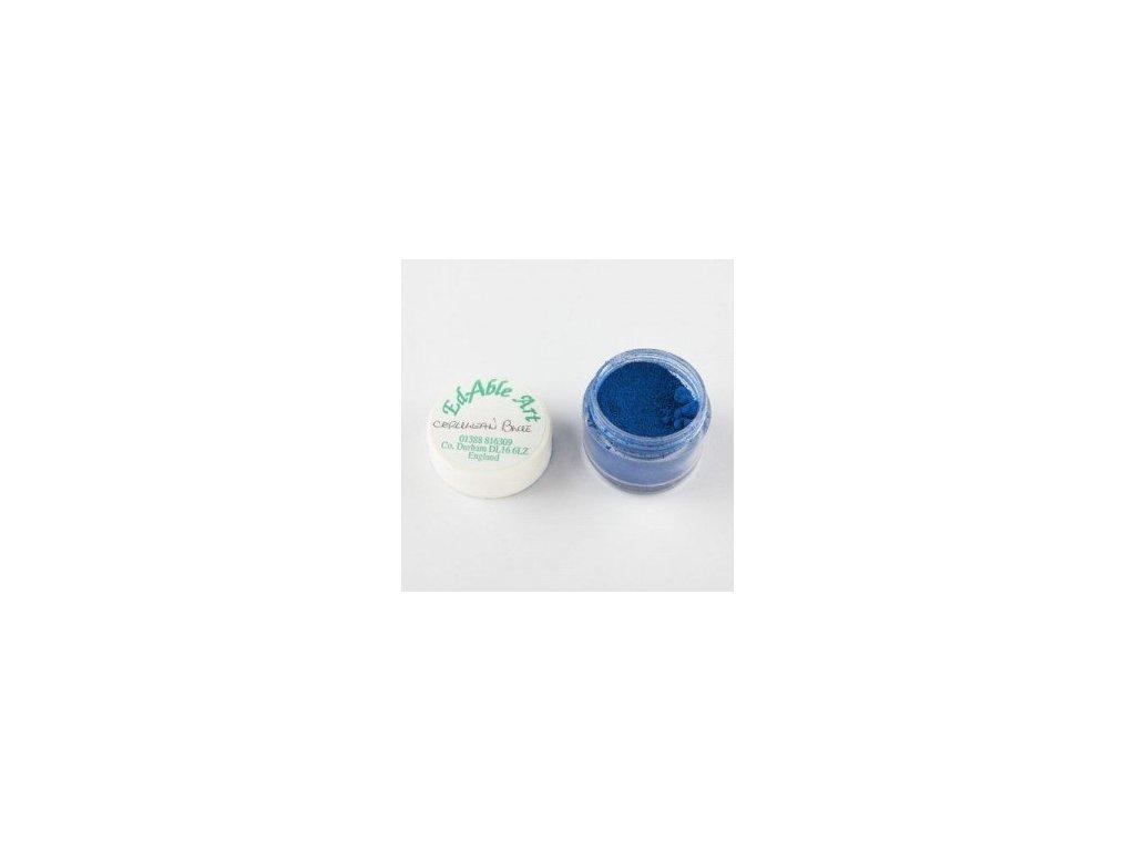 Prachová matná barva Cerulean Blue
