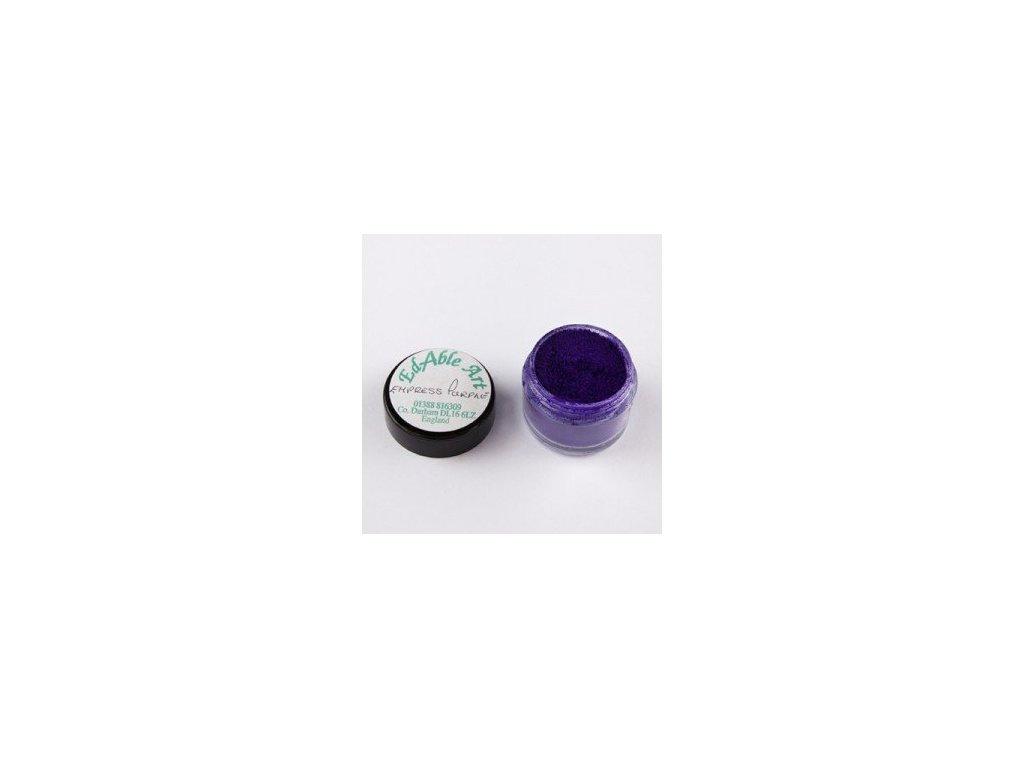 Prachová matná dekorační barva Empress Purple