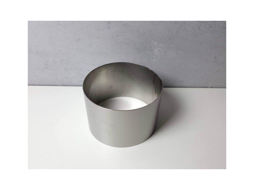 Pevná forma kruhová pr. 15cm (výška 10cm)