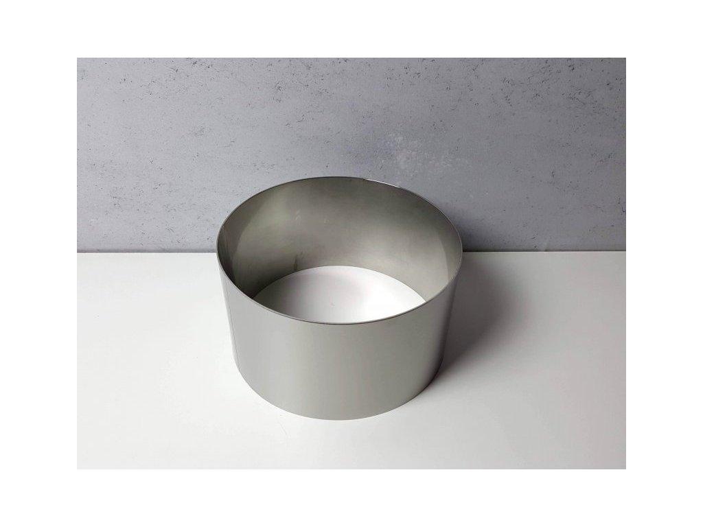 Pevná forma kruhová pr. 18cm (výška 10cm)